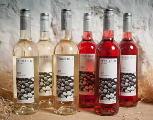 Pebblebed White and Rose Wines