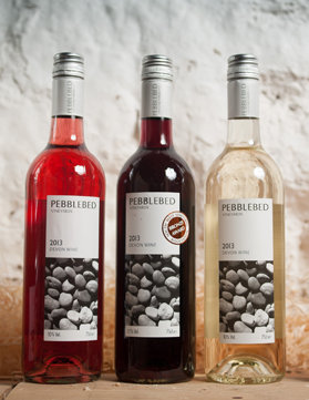 Pebblebed Red White Rose Wines