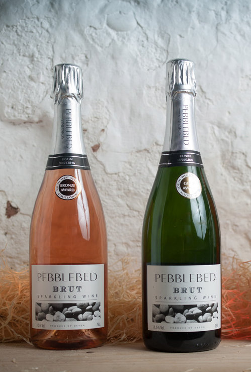 Pebblebed Sparkling White Rose Wines
